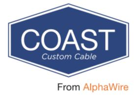 Coast Custom Cable Logo